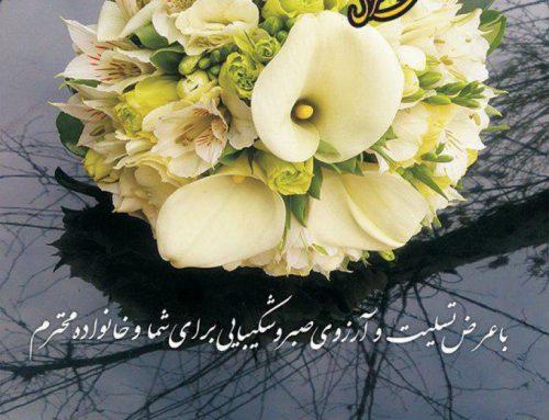 تاج گل شیپوری ، آلسترومیا ، لیزیانتوس (بزرگ )