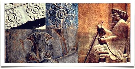 گل در تاریخ و فرهنگ ایران