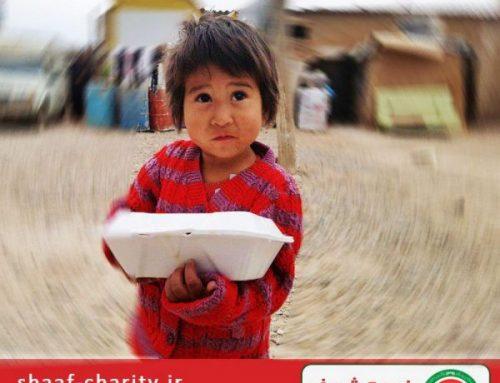 پخت و توزیع 400 پرس غذا بین نیازمندان علیآباد