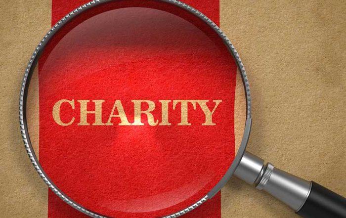تاریخچه سازمان های خیریه (Charitable organization)