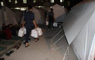 کمپین کمک به سیل زدگان کشور