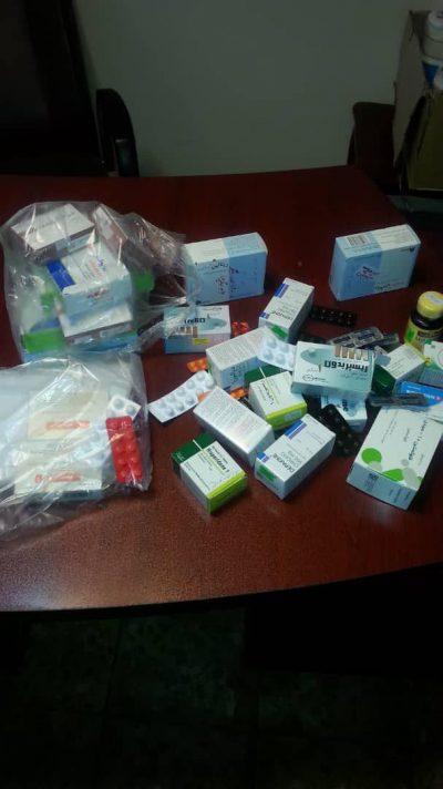 خرید دارو برای نیازمندان