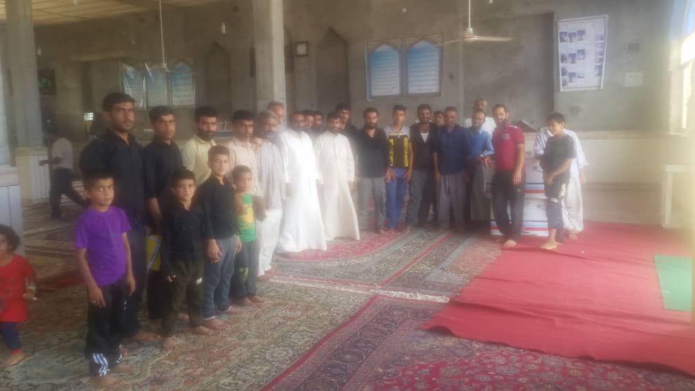 کمک به سیل زدگان خوزستان