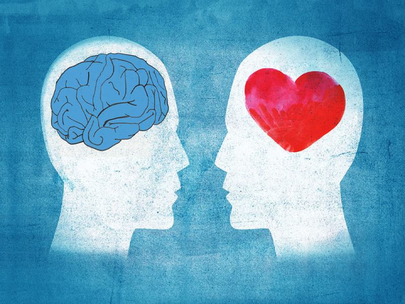 کار نیک و سلامت روان