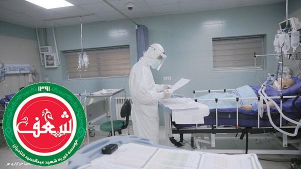 کمک به تهیه تجهیزات بهداشتی به منظور مقابله با کرونا