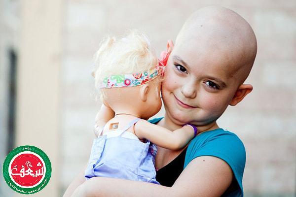 کمک به کودکان سرطانی در ماه رمضان